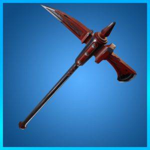 Fortnite Pickaxe Crimson Axe Fort Knights Set