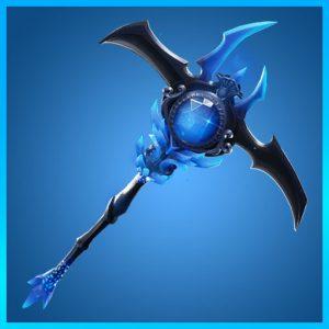 Fortnite Pickaxe Icebringer Ice Kingdom Set