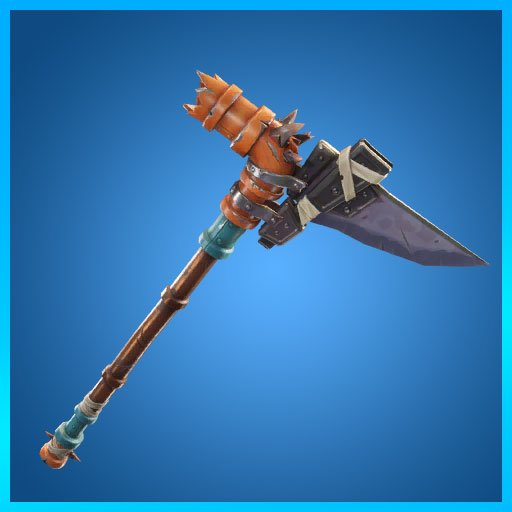 Fortnite Pickaxe Splinterstrike Wasteland Warriors