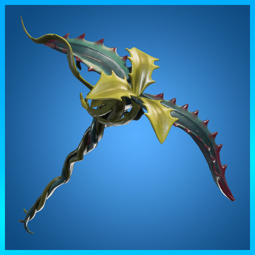 Fortnite Pickaxe Tendril Flytrap Set