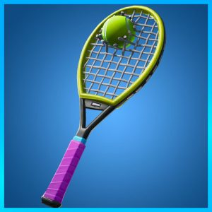 Fortnite Pickaxe Used Racket