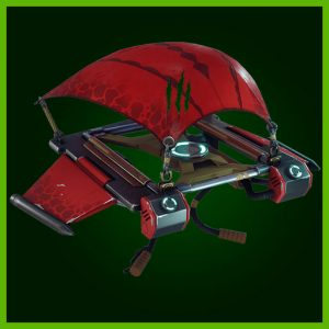 Fortnite Glider Fossil Flyer Dino Guard Set