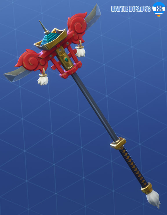 Gatekeeper Fortnite Pickaxe