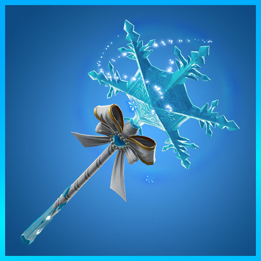 Flurry Fortnite Pickaxe Glimmer