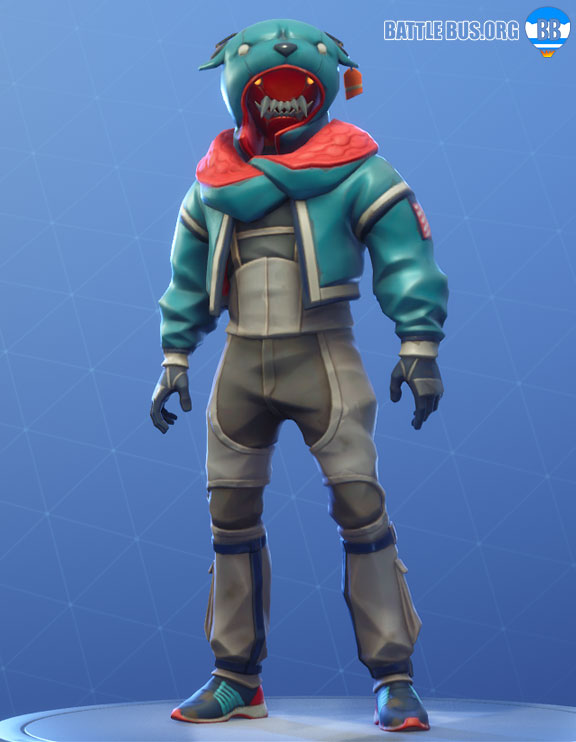 Growler Outfit Fortnite Animal Jackets Set