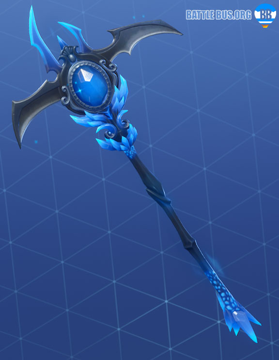 Icebringer Pickaxe Fortnite Ice Kingdom Set
