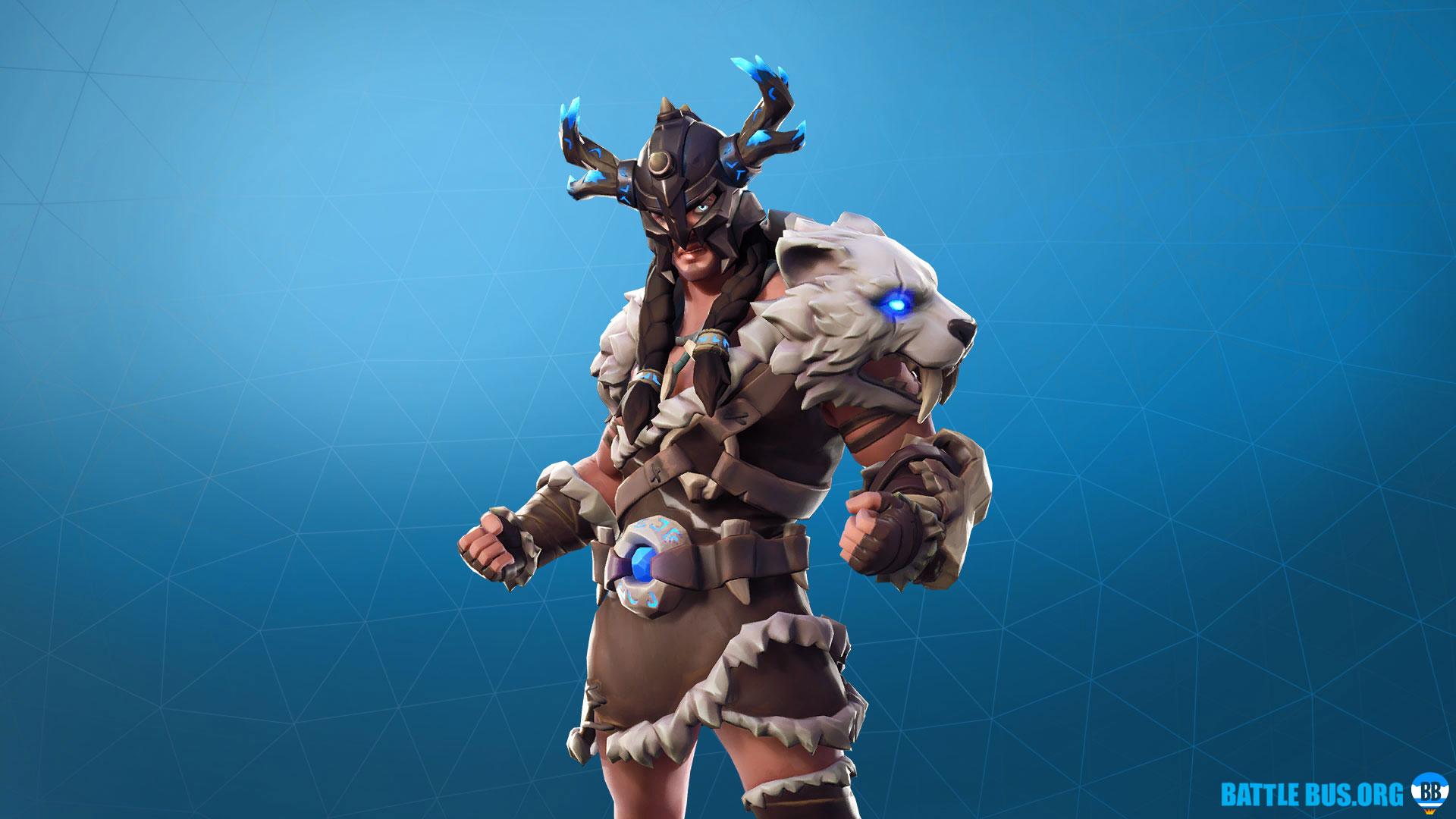 Jaeger Fortnite Outfit Primal Hunters Set
