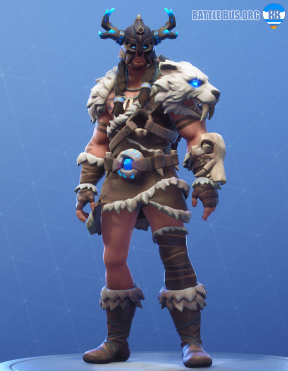 Jaeger Fortnite Outfit Primal Hunters Set