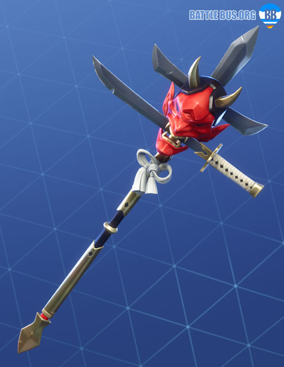 Jawblade Shogun Pickaxe Fortnite