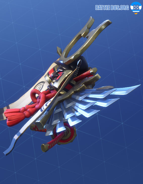 Kabuto Shogun Glider Fortnite