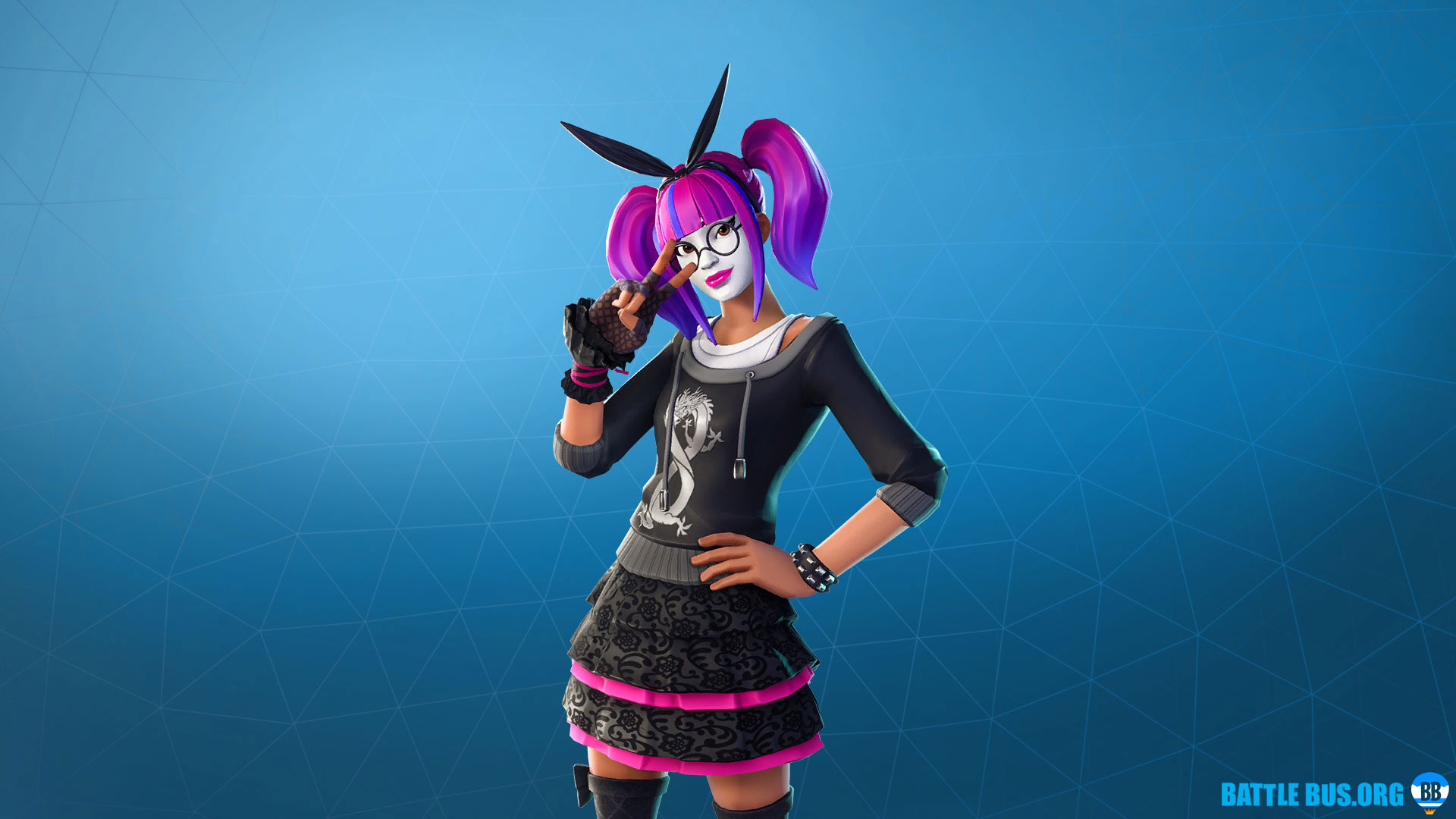 Lace Fortnite Outfit