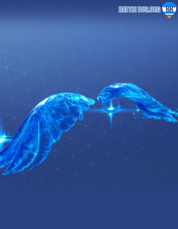 Magic Wings Fortnite Glider Arcane Arts Set