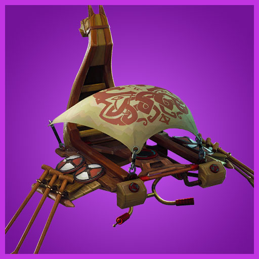 Conquest Glider Fortnite