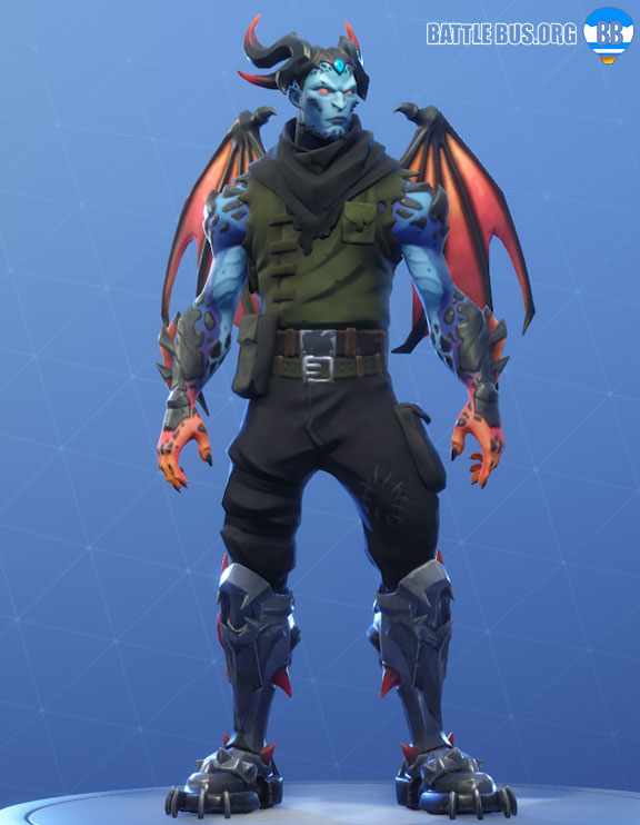 Malcore Fortnite Outfit