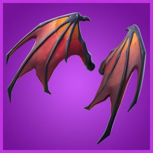 Fortnite Back Bling Malcore Wings