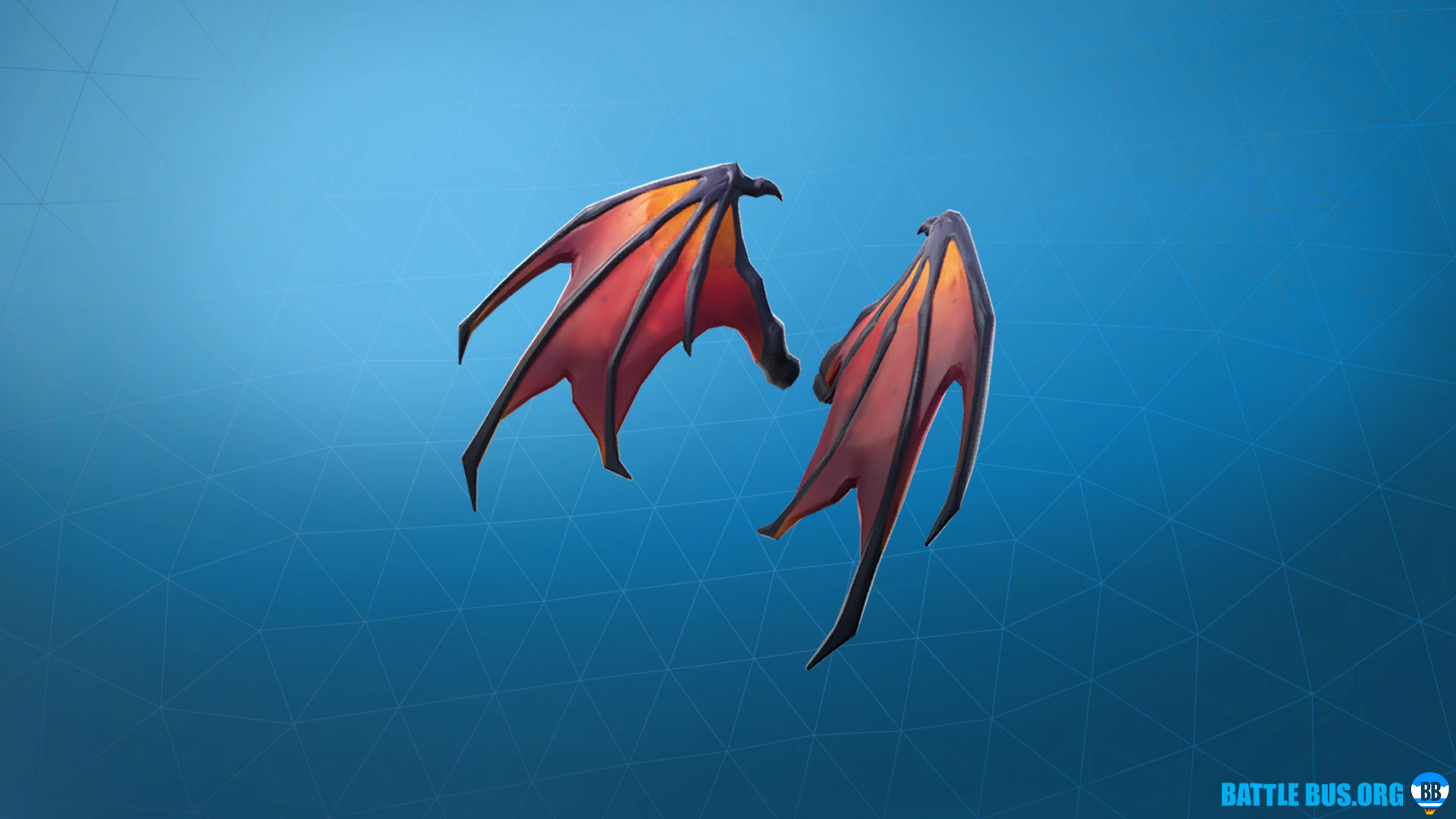 Malcore Wings Back Bling