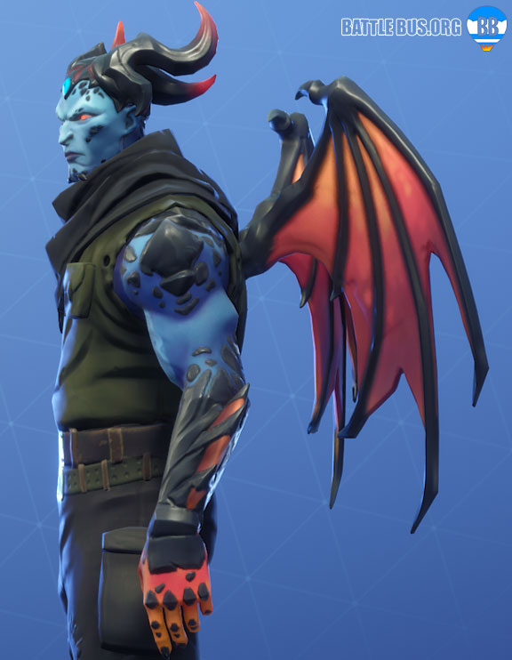 Malcore Wings Fortnite Back Bling