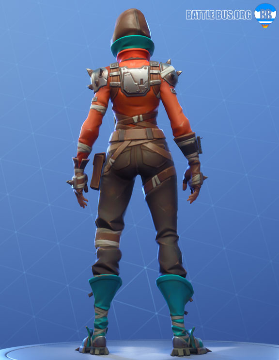 Mayhem Outfit Fortnite Wasteland Warriors Set
