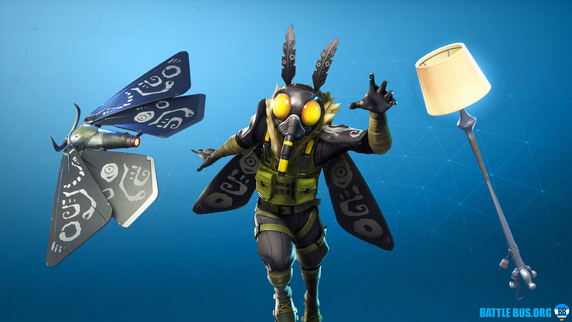 Moth Command Set Mothmando