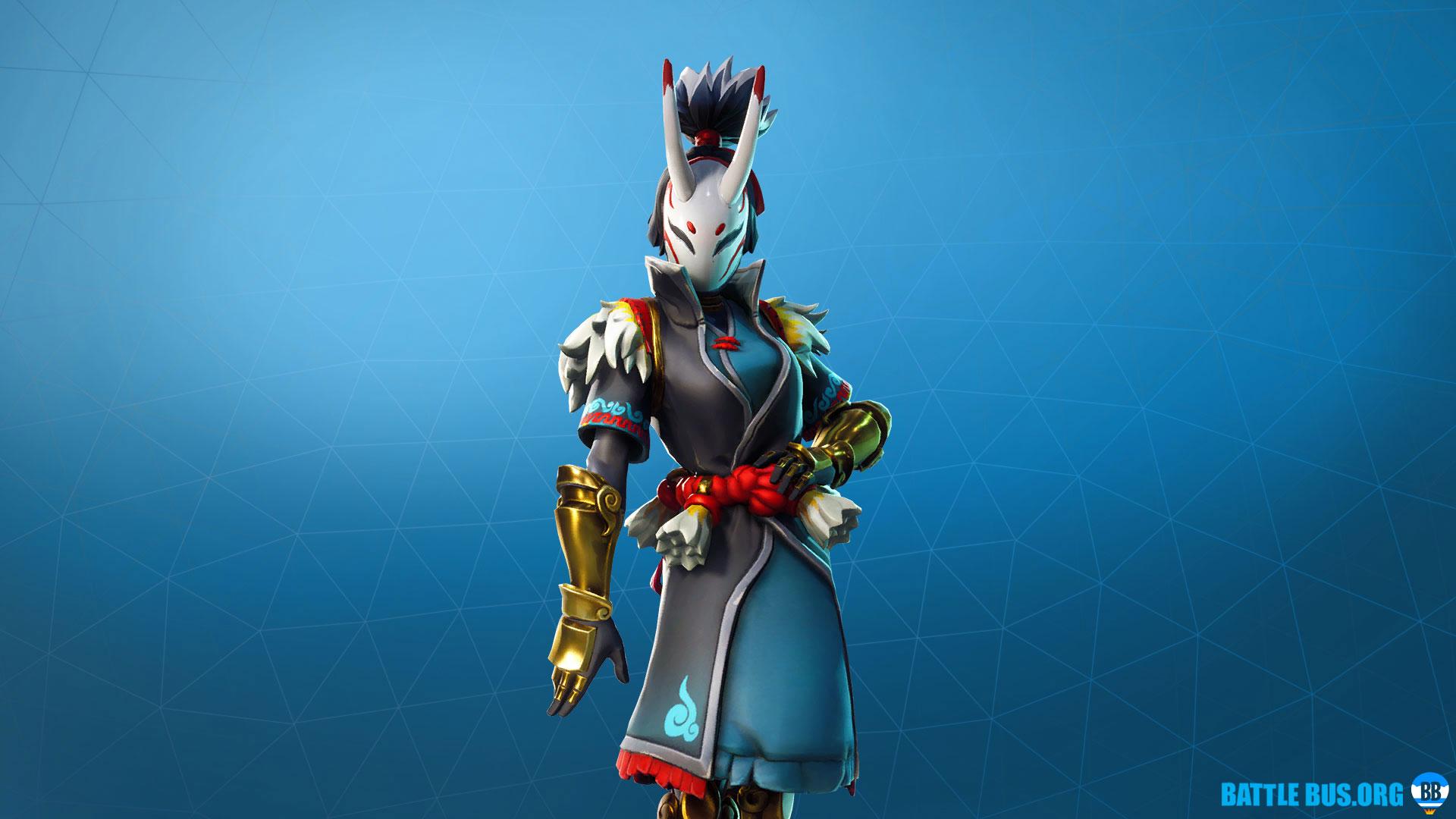 Nara Fortnite Outfit