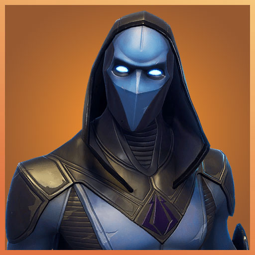 Fortnite Outfit Omen Overseer Set