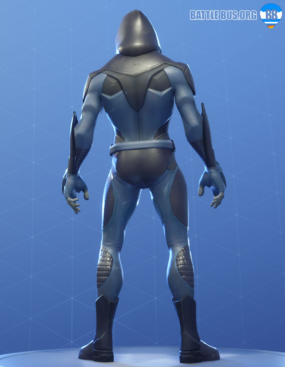 Omen Outfit Fortnite Overseer Set