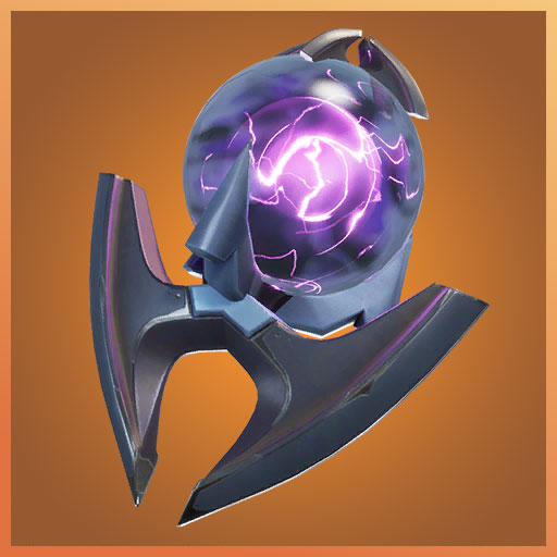Fortnite Back Bling Ominous Orb