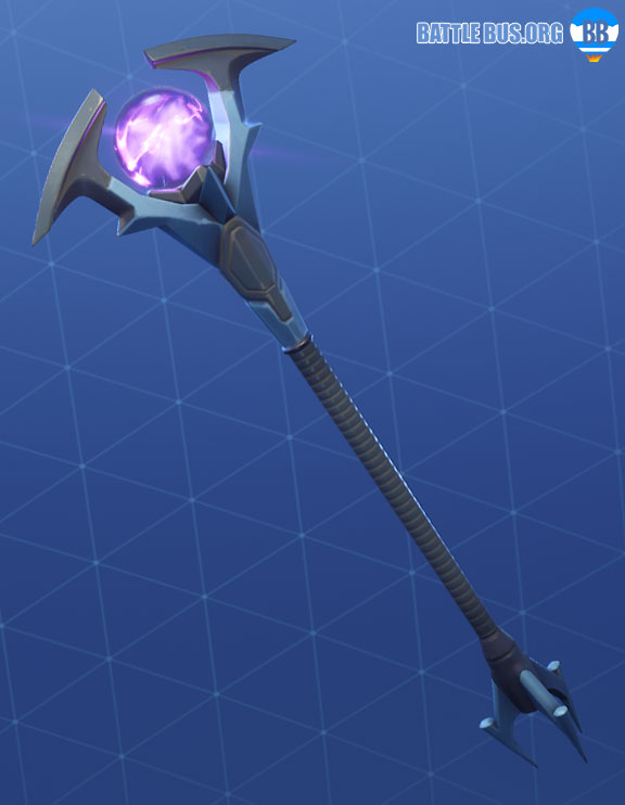 Oracle Axe Pickaxe Fortnite Overseer Set