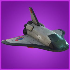 Fortnite Glider Orbital Shuttle Space Explorers Set