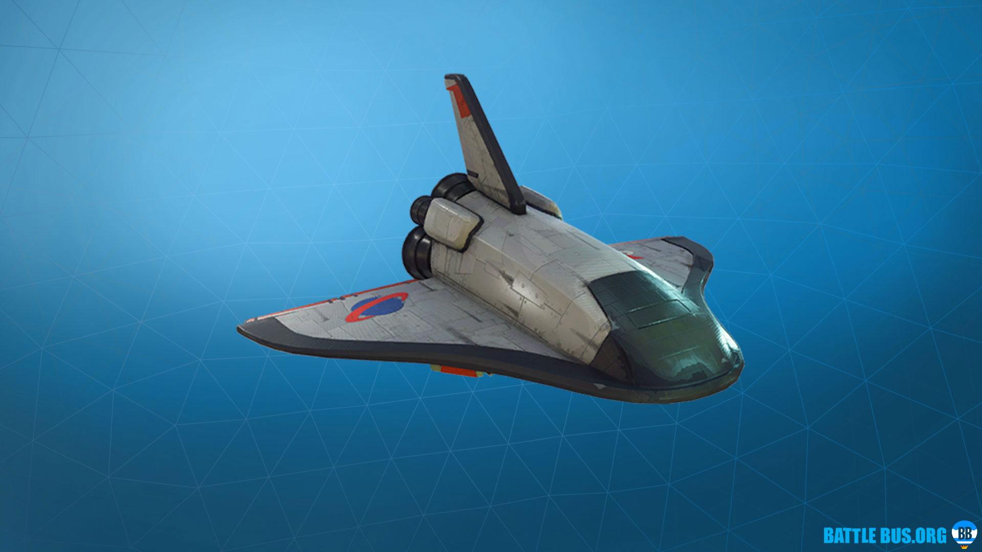 Orbital Shuttle Glider Space Explorers Set