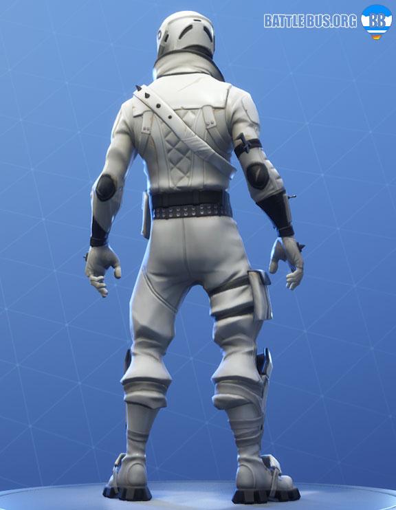 Overtaker Outfit Fortnite Vanishing Point Set