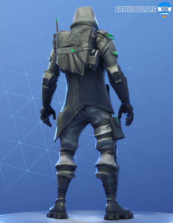 Paradigm Back Bling Archetype Fortnite