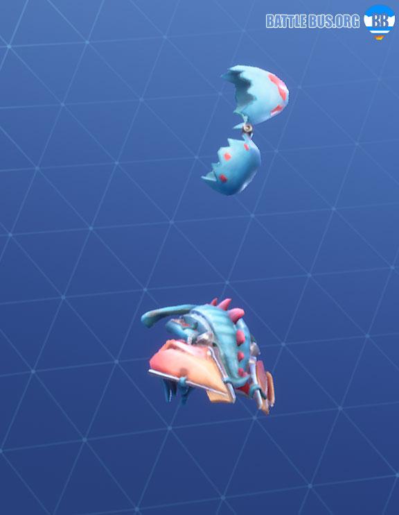 Pterodactyl Glider Fortnite Dino Guard Set