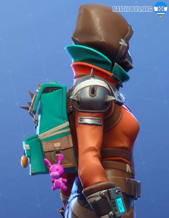 Puncture Pack Back Bling Mayhem Fortnite Wasteland Warriors
