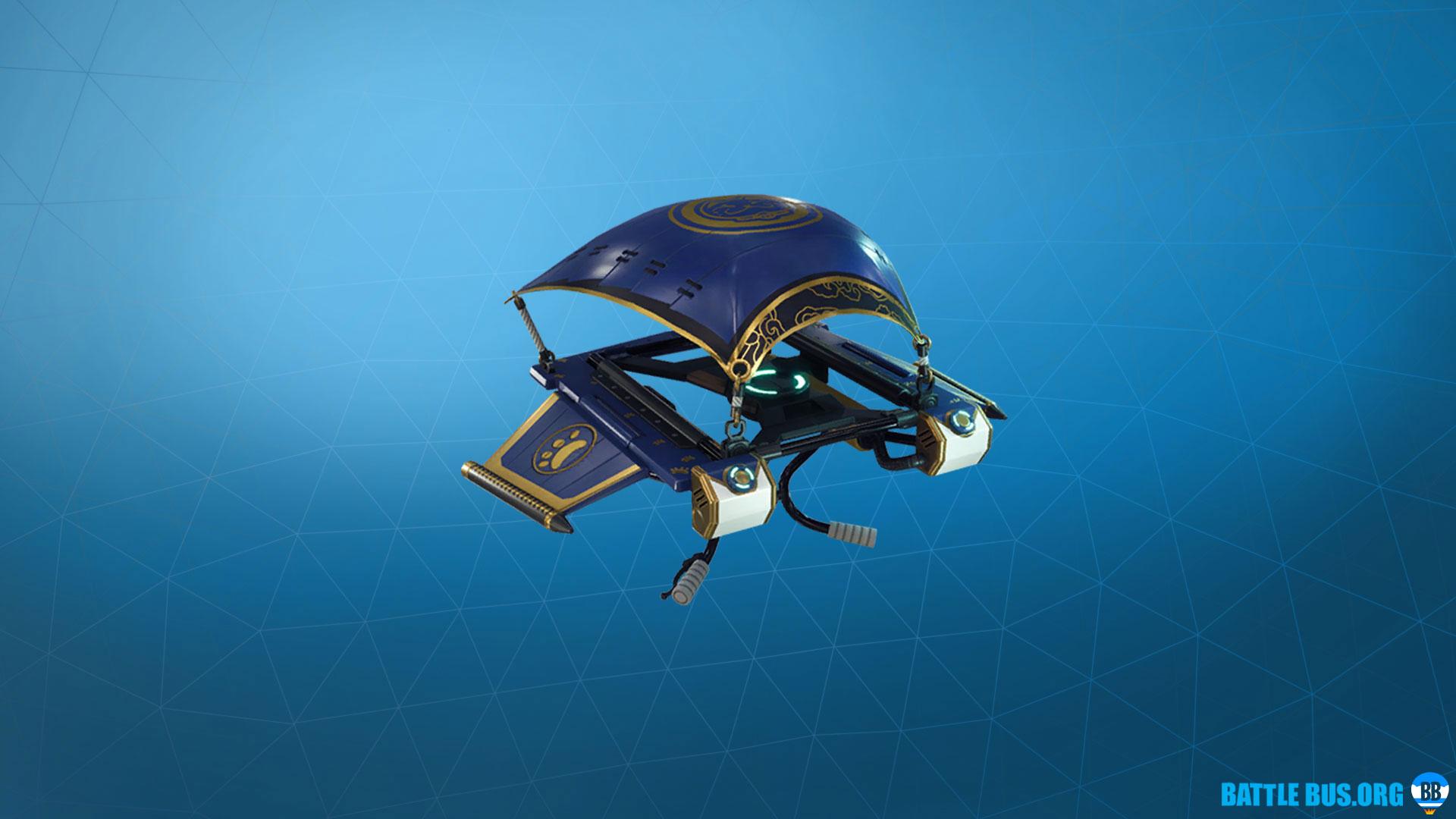 Purrfect Glider Fortnite