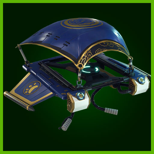 Purrfect Glider Fortnite