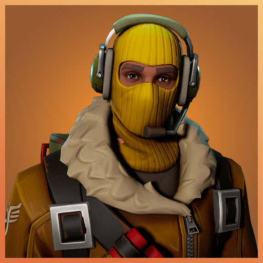 raptor fortnite skin