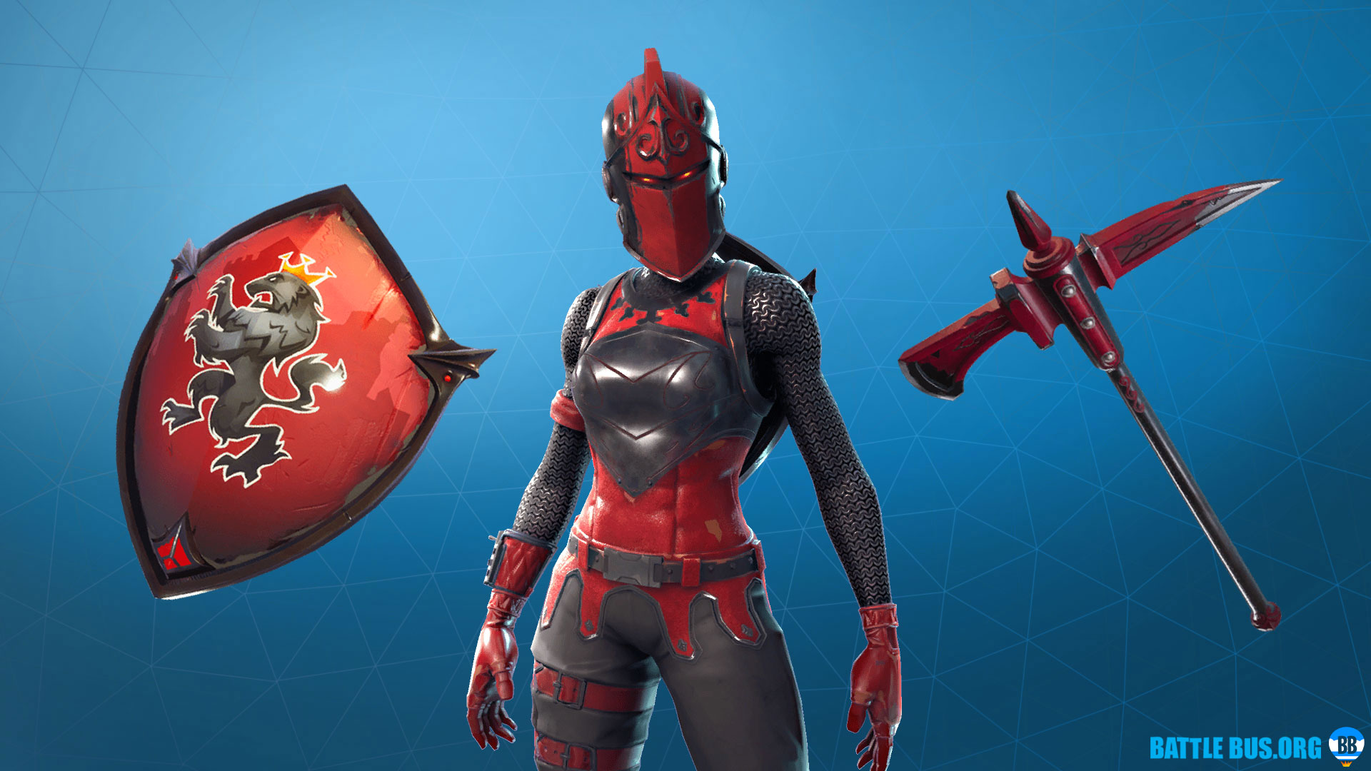 Red Knight Set Fortnite