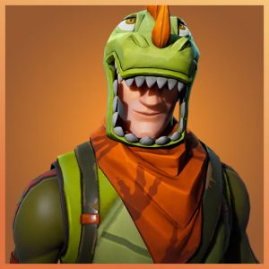 Fortnite Outfit Rex Dino Guard Set