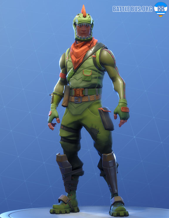 Rex Outfit Fortnite Dino Guard Set