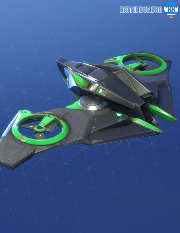 Servo Glider Fortnite Archetype