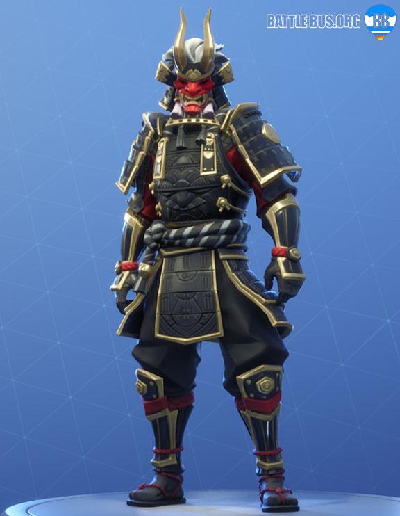 Shogun Outfit Fortnite