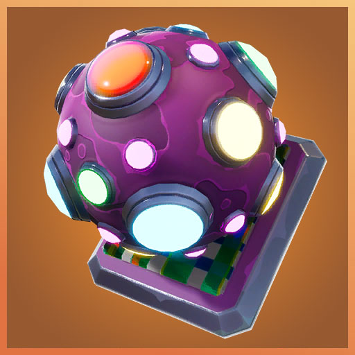 Glow Show Back Bling Fortnite