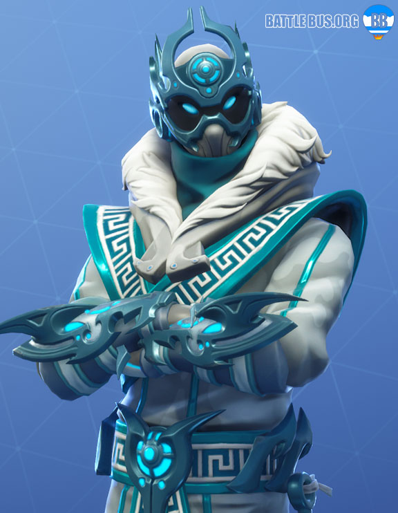 Snowfoot Fortnite Outfit