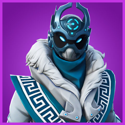Snowfoot Outfit Fortnite
