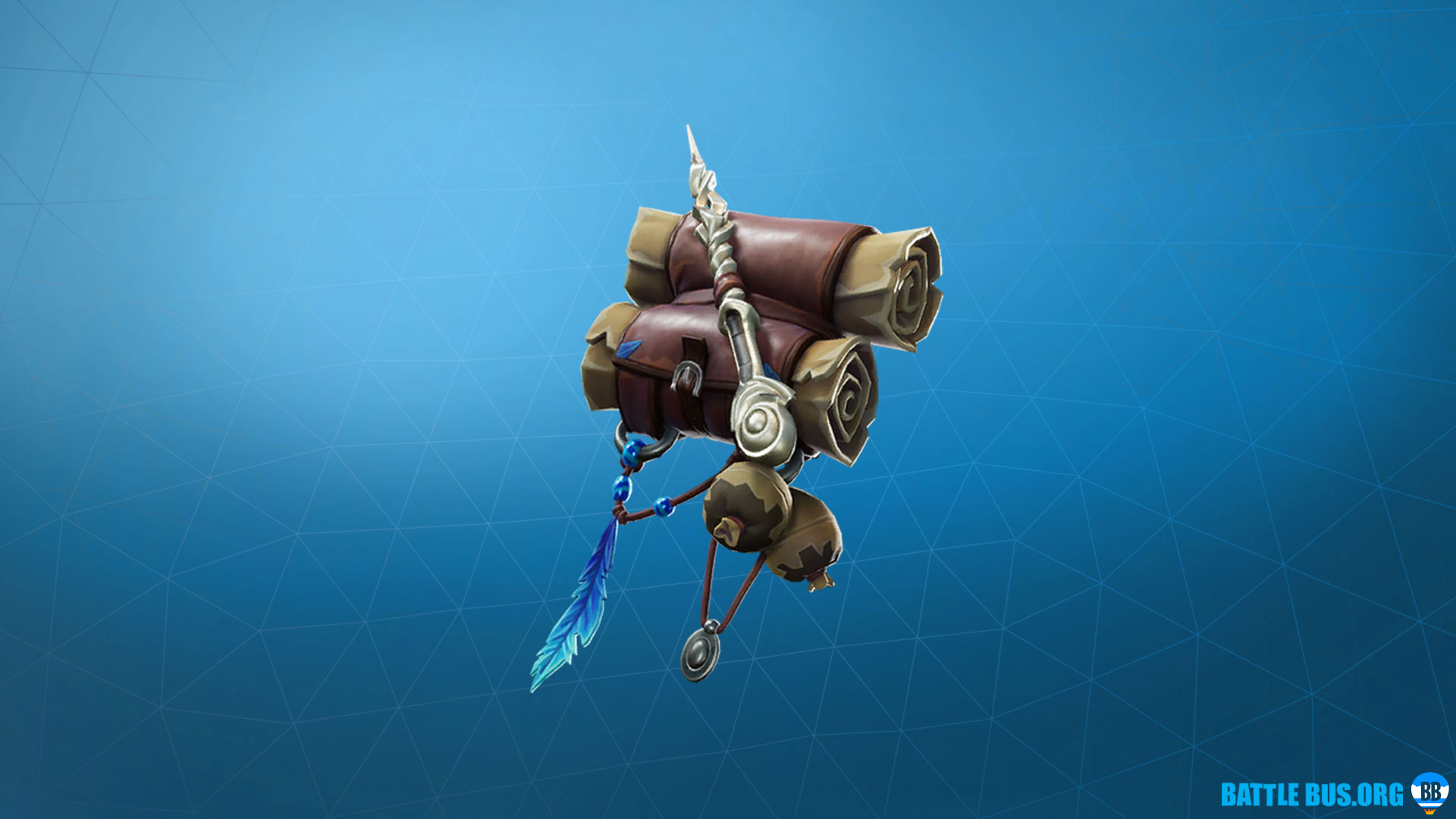 Spellbinder Back Bling Fortnite Arcane Arts Set Castor