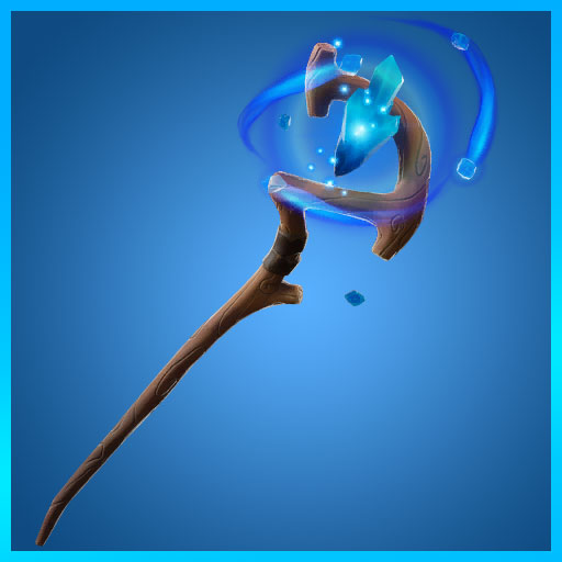 Spellslinger Fortnite Pickaxe Arcane Arts Set