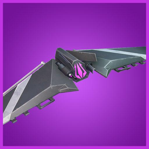 Fortnite Glider Split Wing
