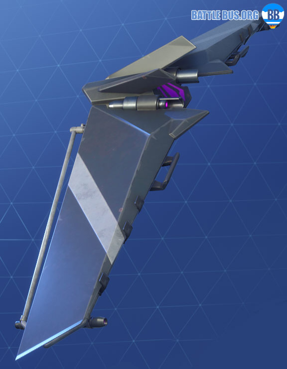 Split Wing Fortnite Glider Overseer Set