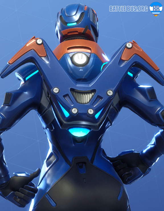 Stabilizer Back Bling Criterion Fortnite